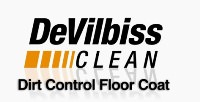 DeVilbiss Dirt Control Floor Coat