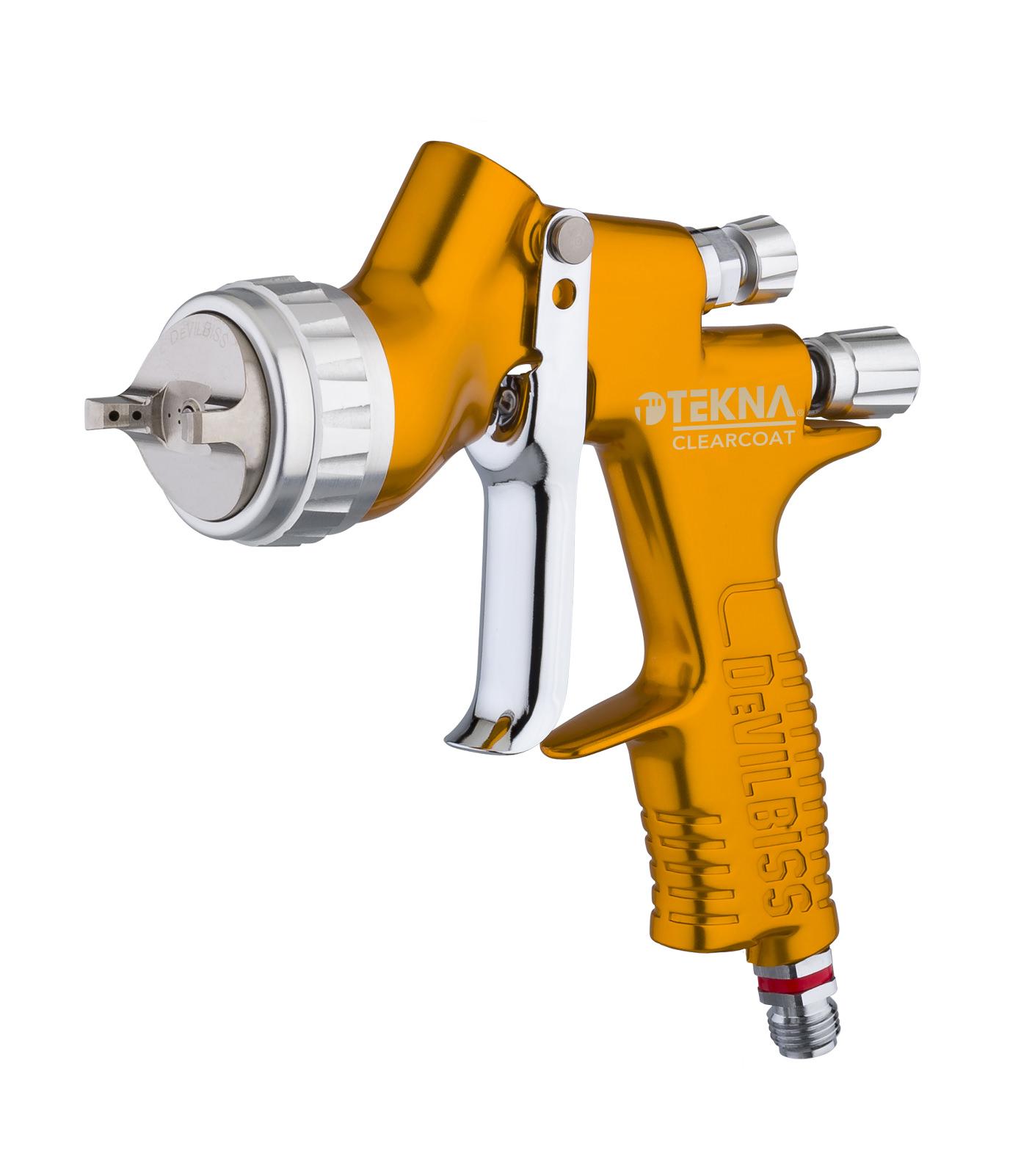 Tekna 174 Clearcoat Premium Spray Gun