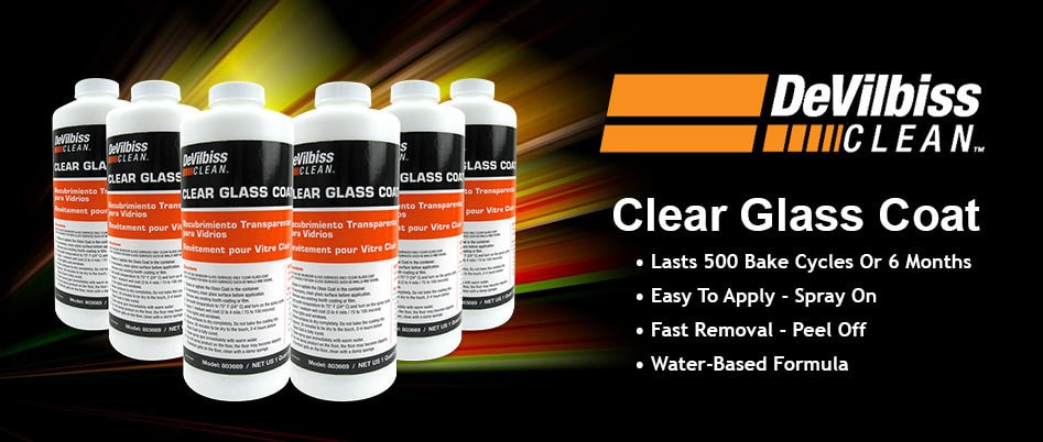 Clear Glass Coat