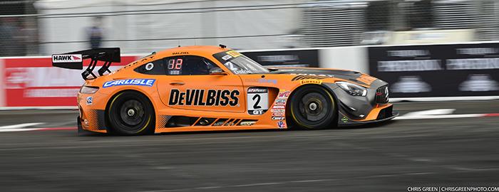 Nice DeVilbiss® Racing 2017